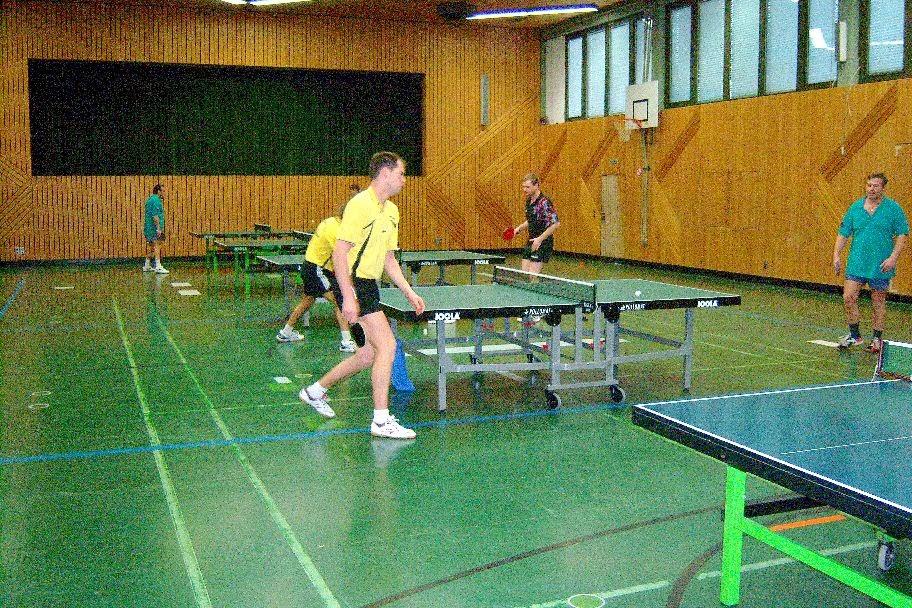 TT-Vereinsmeisterschaft 2008